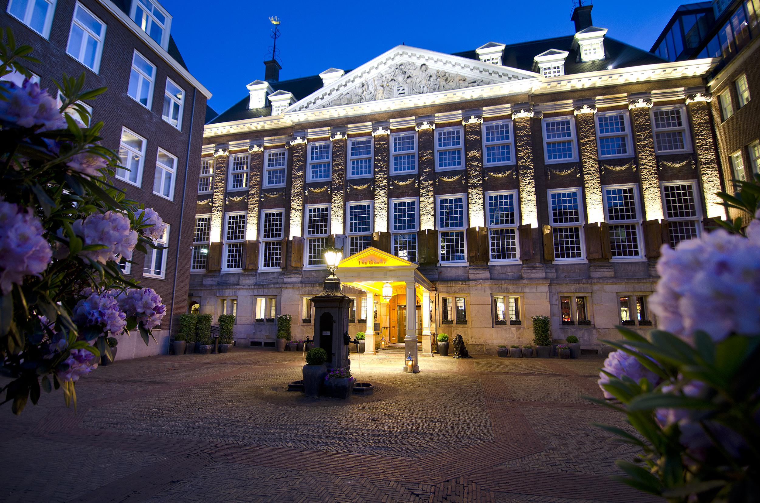 01. Facade Sofitel Legend The Grand Amsterdam