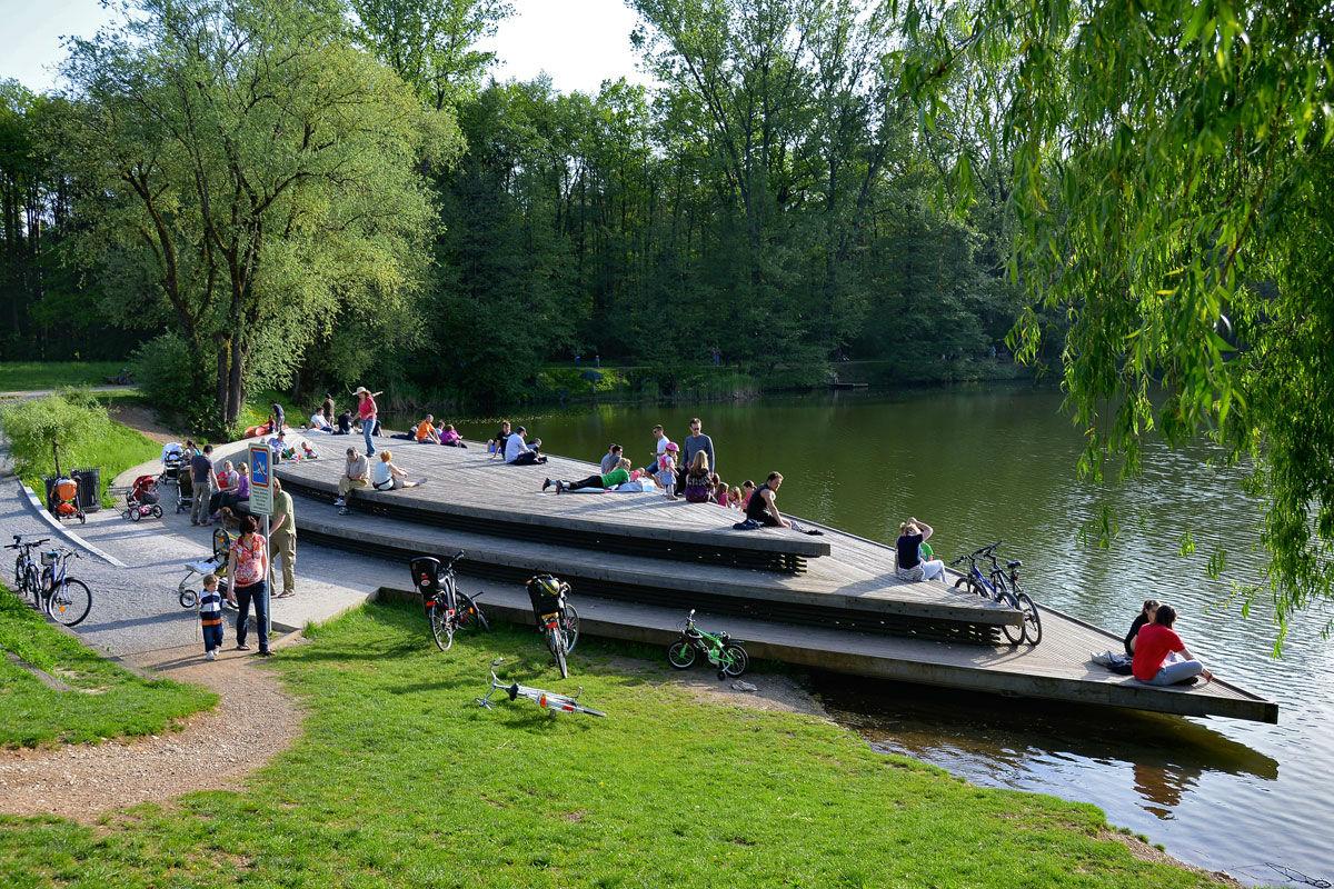 Koseze-Pond-Dunja-Wedam